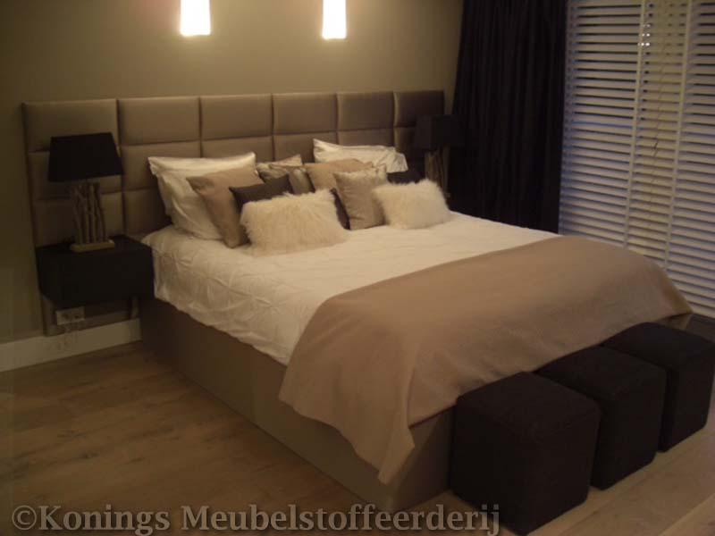 Hoofdeind bed panelen