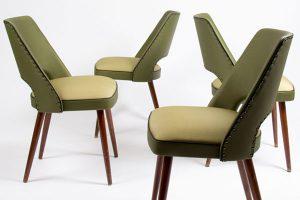 fifties stoelen bekleden