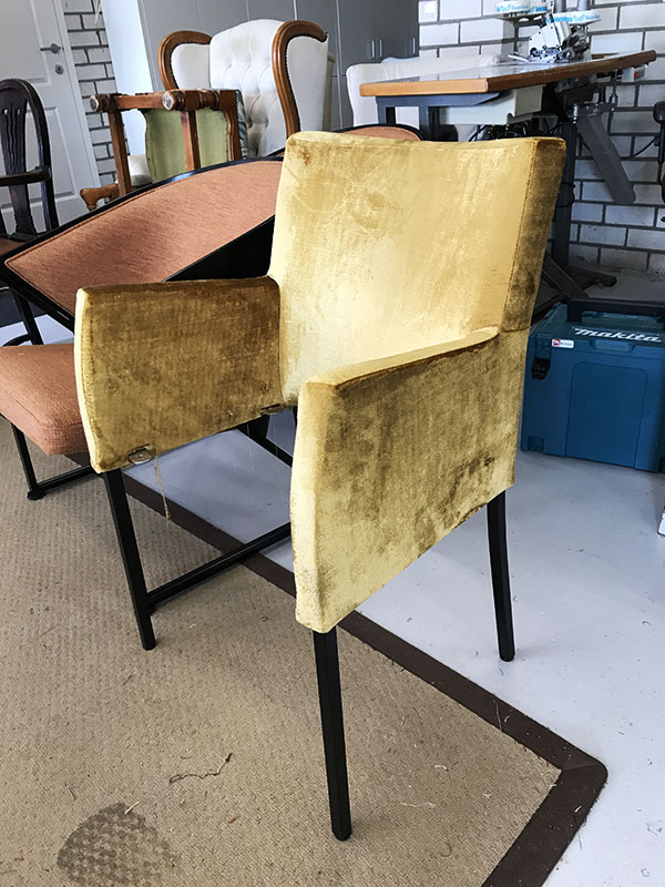 stoel bekleden nederweert